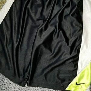 Nike boys basketball shorts